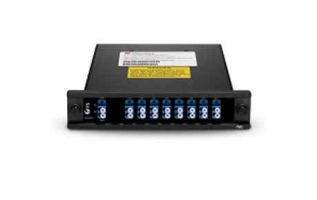 8 Channels C43-C57 Single Fiber DWDM Mux Demux, Plug-in Module, LCUPC