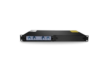 1 Channel 1470-1490nm Single Fiber CWDM OADM, East and West, 2-slot 1U Rack Mount, LCUPC