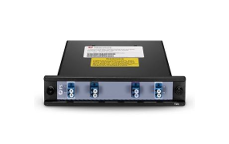 1 Channel 1470-1490nm Single Fiber CWDM OADM, East and West, Plug-in Module, LC/UPC