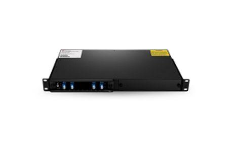 1 Channel C21 Dual fiber DWDM OADM East-and-West, 2-slot 1U Rack Mount, LCUPC