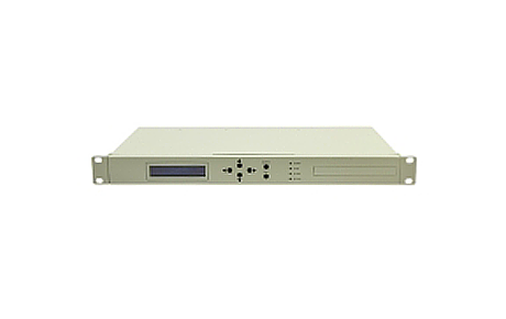 15dB Gain Pre-Amplifier DWDM EDFA C-band 13dBm Output, 1U Rack Mount
