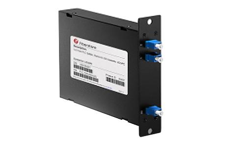1x2 PLC Fiber Splitter, Standard LGX Cassette, LCUPC