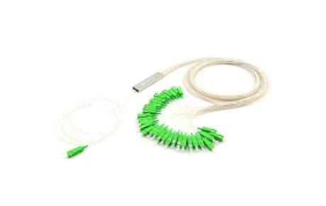 1x32 PLC Fiber Splitter, Mini module, 900μm, LCAPC