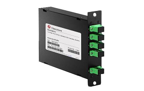 1x4 PLC Fiber Splitter, Standard LGX Cassette, SCAPC