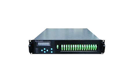 21dBm Output 8 Ports FTTx PON High Power 1550nm EYDFA