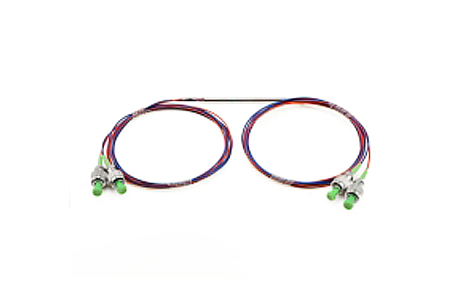 2X2 FBT Splitter Singlemode Dual Window 0