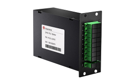 2x16 Fiber PLC Splitter with Standard LGX Metal Box, SCAPC