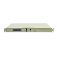 17dBm Output 1550nm Booster EDFA Optical Amplifier for CATV Applications