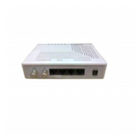 Indoor CATV EOC slave with 4 RJ45 ports